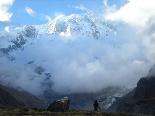 Nepal mountains amazing