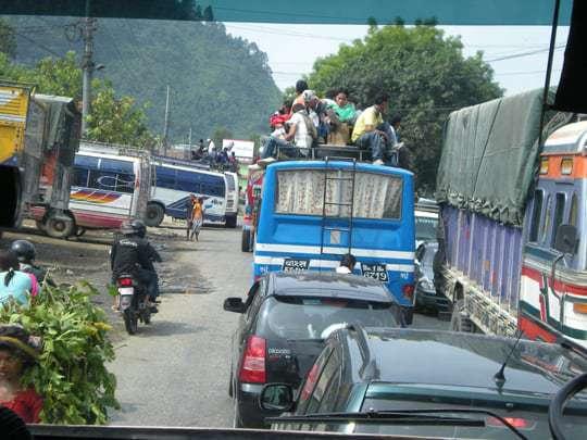 Traffic Nepal