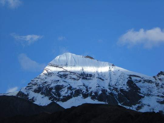 Unbelievable light tricks Nepal