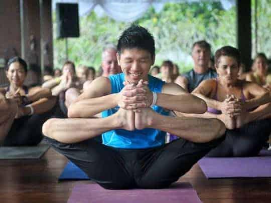 BaliSpirit Yoga