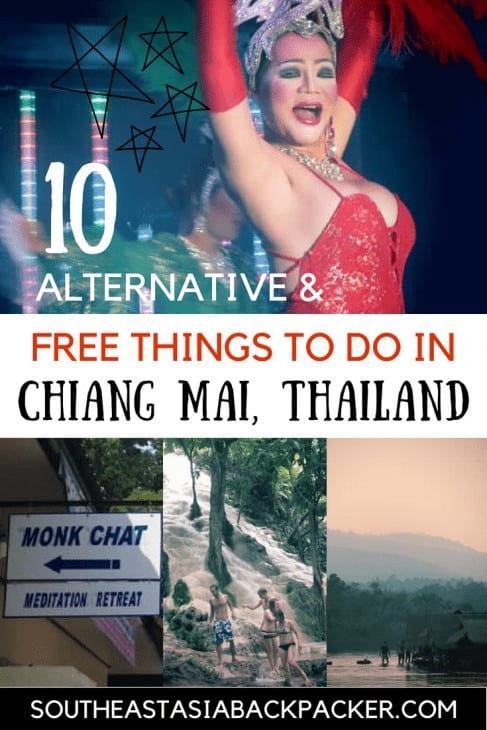 10 Alternative Free Things to do in Chiang Mai, Thailand