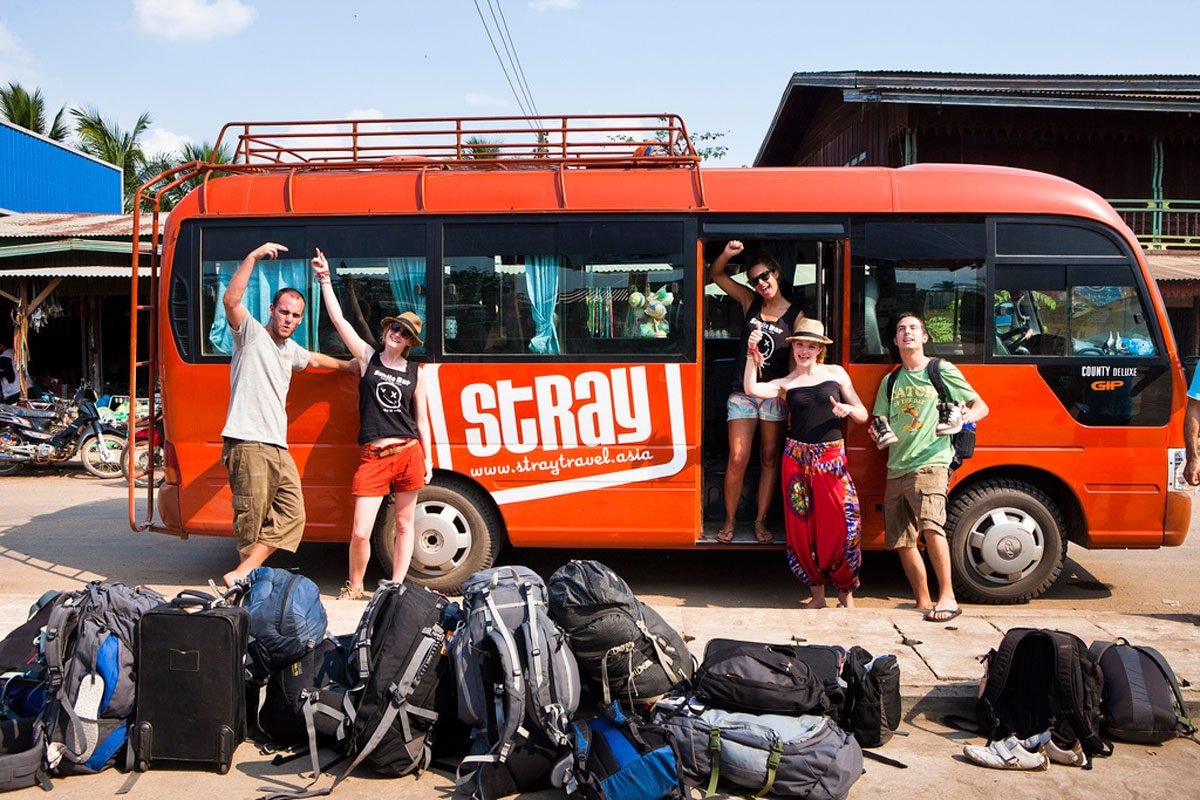 Have You Got a Bus Pass? The Ticket to Stray Off the Beaten Path in SE Asia…