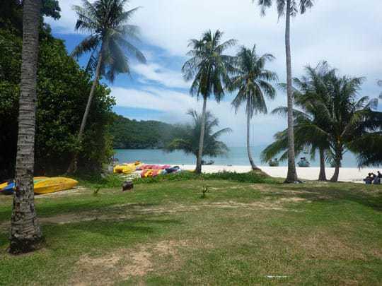 Koh Wua Ta Lap Beach Ang Thong Marine Park