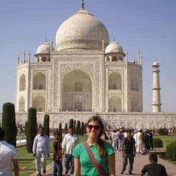 The Taj Mahal India