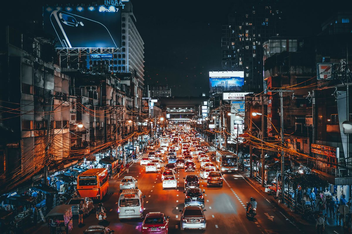 Out and About, Beyond Khao San Road in Bangkok!