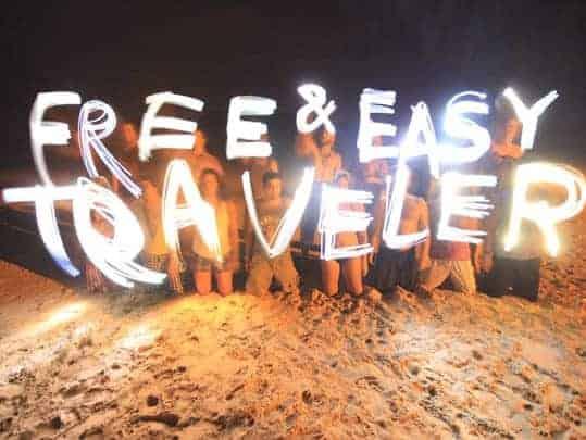 Free & Easy Traveler blog post
