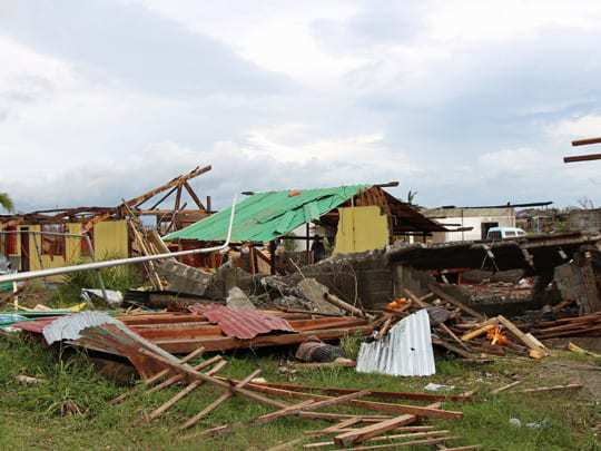 Philippines Typhon Haiyan