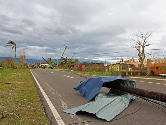 Typhoon Haiyan 2