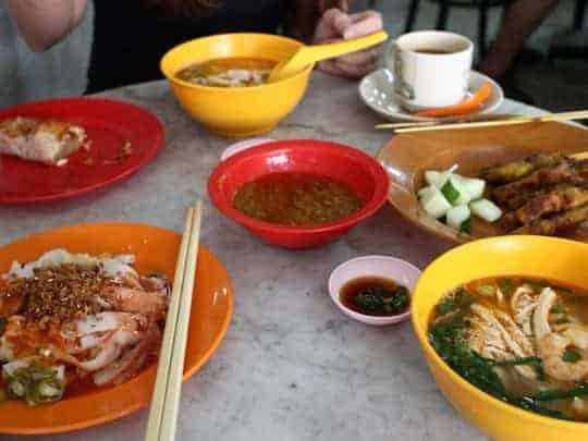 Ipoh food, Malaysia.