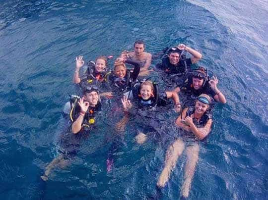 Learn to Dive Open Water