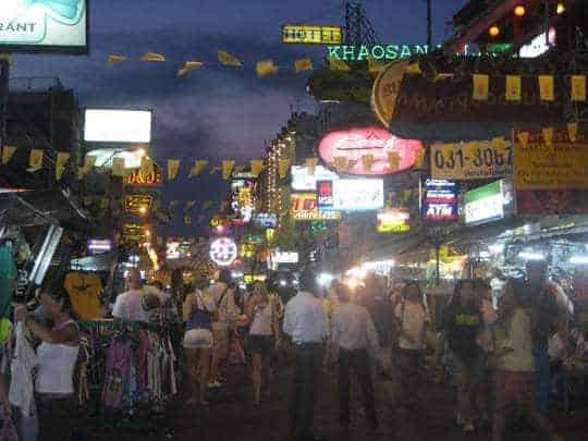khao san road bankok