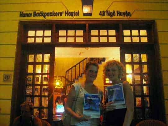 Hanoi Backpackers
