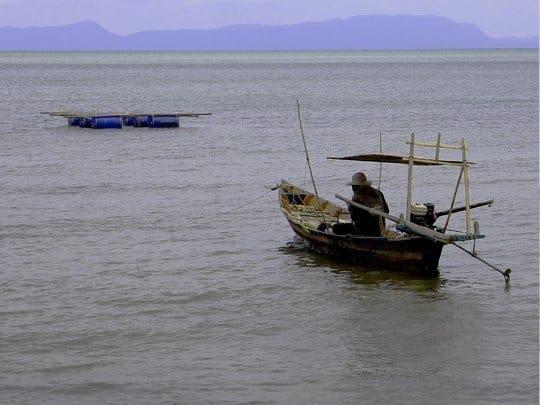 Kep fisherman