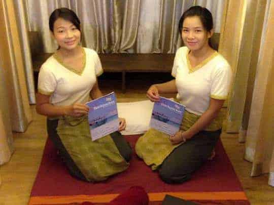 Thiri & Kyi Kyi Inya Day Spa