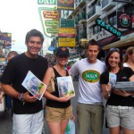 About South East Asia Backpacker Magazine