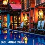 Village House, Sarawak