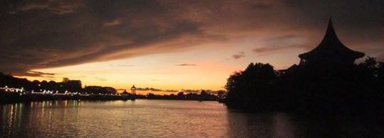 sarawak kuching river