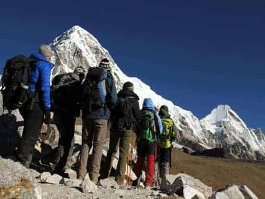 Everest Base Camp Trek (NEPAL)