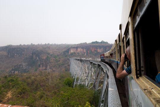 Hsipaw Goteik Viaduct