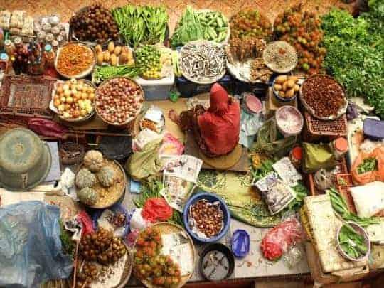 Kota Bharu central market pasar besar