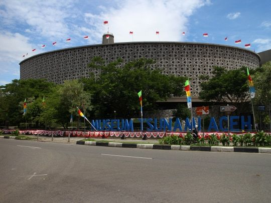 Banda Aceh Tsunami museum