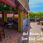 The Mad Monkey Hostel, Siem Reap