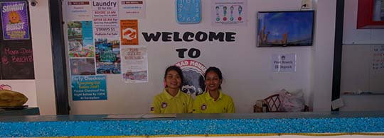 Mad Monkey Hostel Siem Reap Best Hostels South East Asia Backpacker Reception