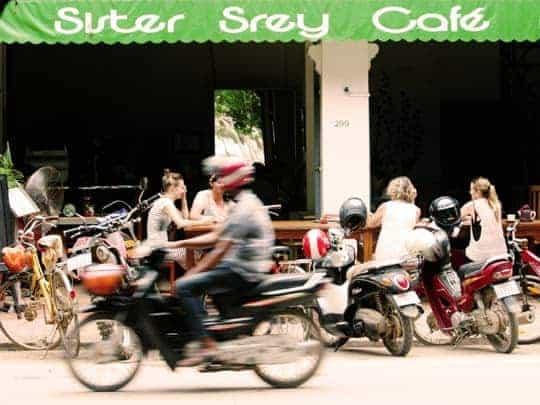 Sister Srey Cafe Blog