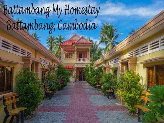 Battambang My Homestay Best Hostel Cambodia Feature Photo