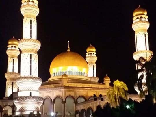 EDIT - Jame' Asr Sultan Hassanal Bolkiah