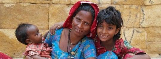 India Mumbai family