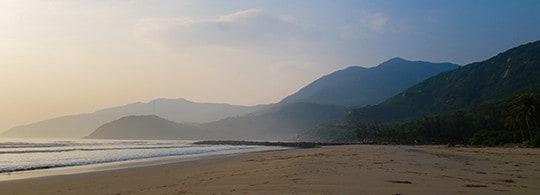 Jungle Beach Resort Best Hostel Nha Trang Vietnam Beach View