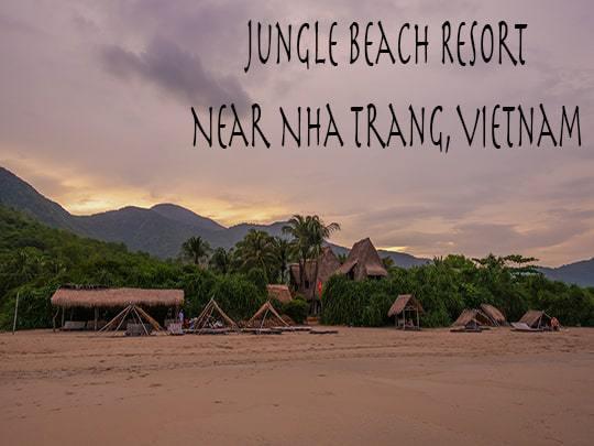Jungle Beach Resort Best Hostel Nha Trang Vietnam