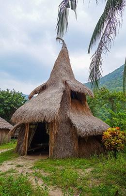 Jungle Beach Resort Best Hostel Nha Trang Vietnam Teepee