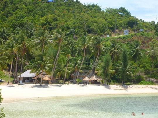 Koh Phangan Travel Writing
