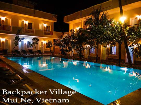 Mui Ne Backpacker Village South East Asia Best Hostel