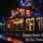 Sleepy Gecko Hostel, Hoi An