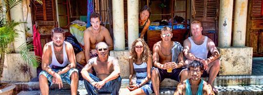 Sleepy Gecko Best Hostel Hoi An Vietnam South East Asia Backpacker People