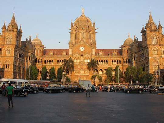 WEB - Chhatrapati Shivaji Terminus