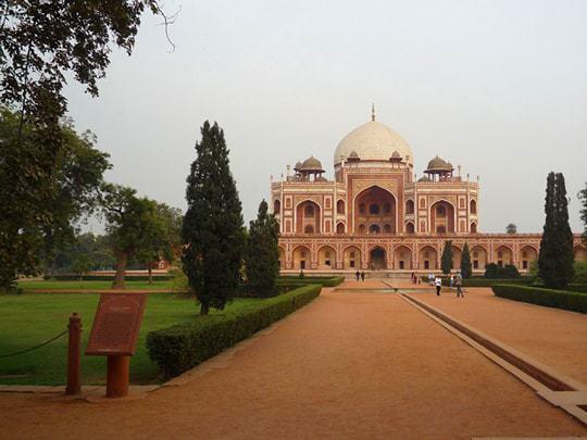 WEB - Humayuns Tomb Delhi