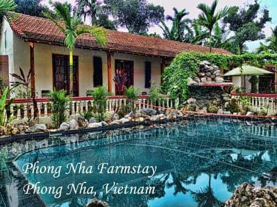 Feature Phong Nha Farmstay Best Hostel Vietnam South East Asia Backpacker