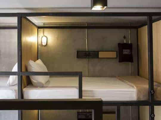 Bed Station 6