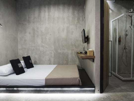 Bed Station 7