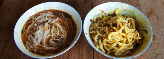 COVER - Shan noodles - Myanmar Travel Essentials
