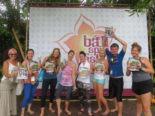 Bali Spirit Festival Ambasadors