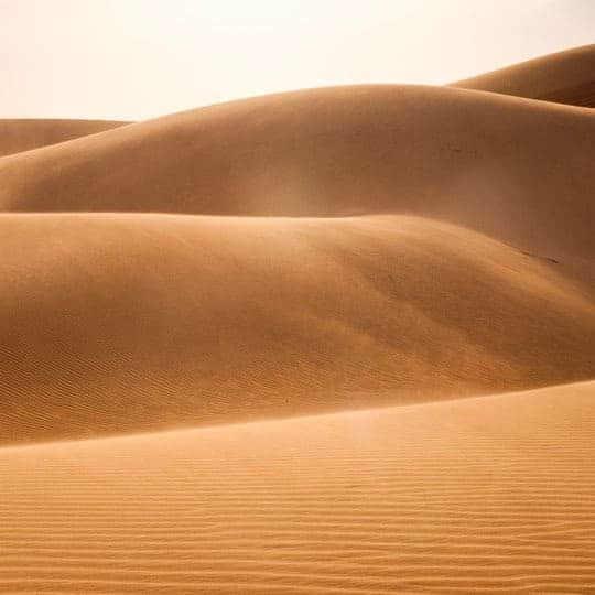 San dunes Vietnam
