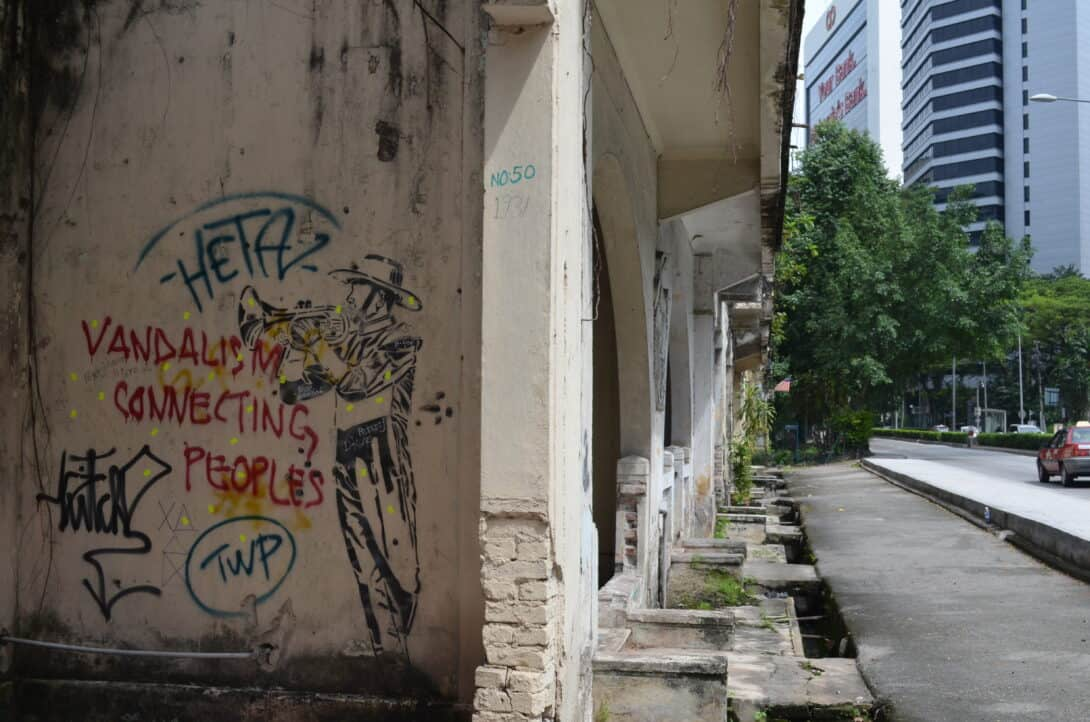 Street Art in KL