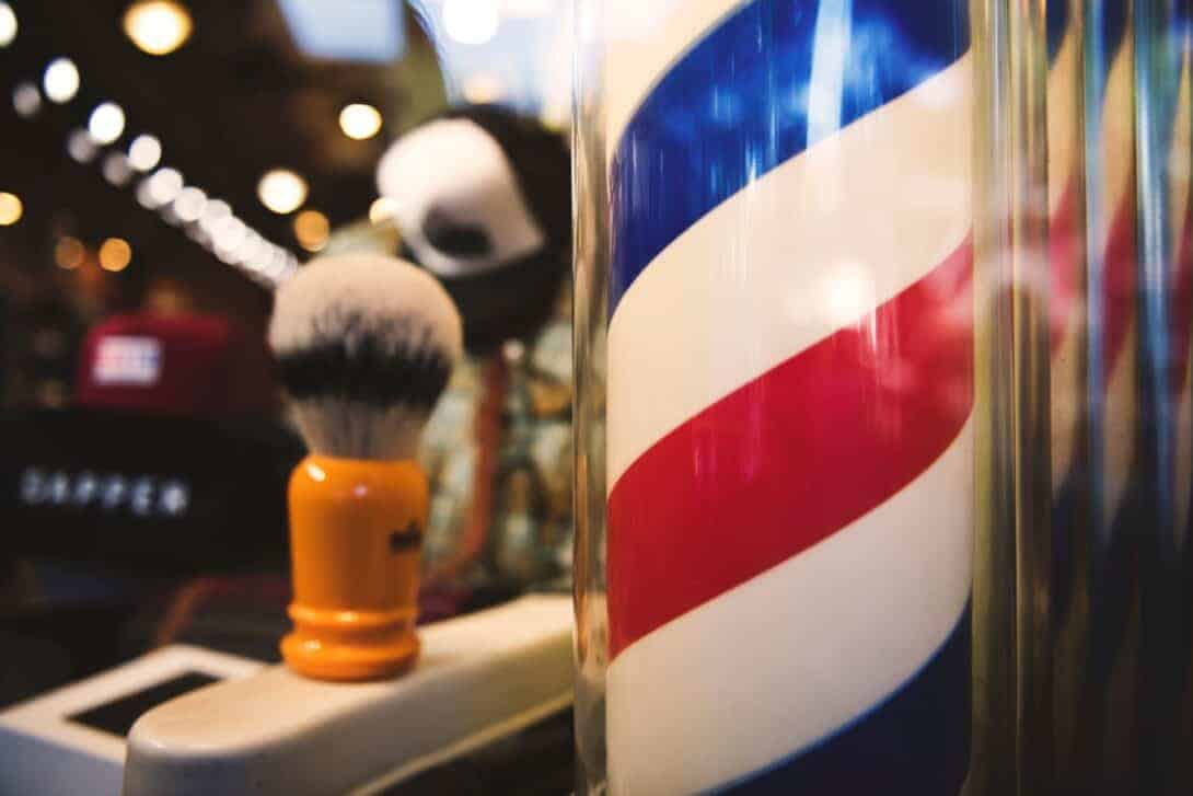 Visit an old-school Barber Shop. Photo: Tim Mossholder.