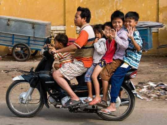 Sharing transport