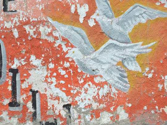 12. East Timor, Dili, paintings